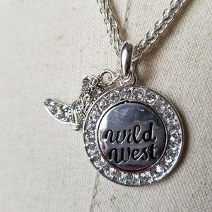 Cowgirl Themed necklace
